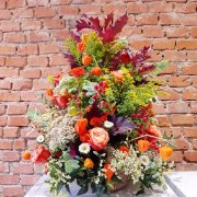Flower composition for special occasions