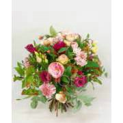 Colorful Bouquet of Mixed Season Flowers