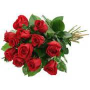 Bouquet di 12 rose rosse
